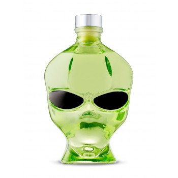 Wódka Outer Space Alien Head
