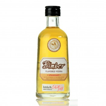 Bimber Vodka Ancient Technology Starzona w Beczce 43%