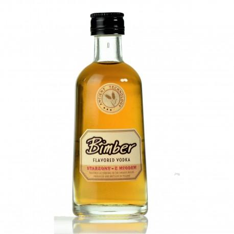 Bimber Vodka Ancient Technology - Starzony z miodem