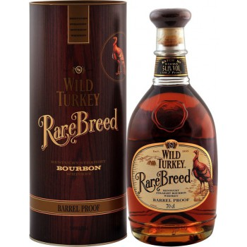 Wild Turkey Rare Breed 54,1% 0,7l