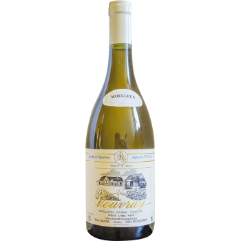 VOUVRAY TRANQUILLE MOELLEUX GAUTIER 2015