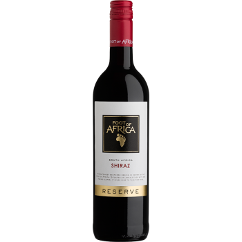 FOOT OF AFRICA SHIRAZ VIOGNIER 2015