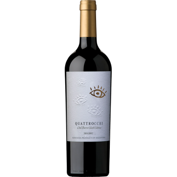 QUATTROCCHI OAK BARREL GOLD EDITION MALBEC 2012