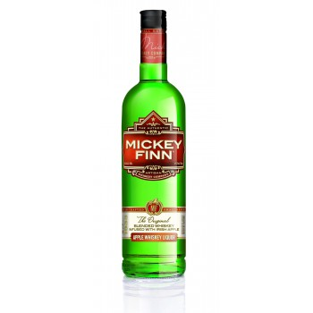 Mickey Finn Apple Infused Whiskey Liquor
