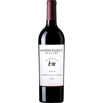 SCOTTO CELLARS LODI CABERNET SAUVIGNON 2015
