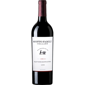 SCOTTO CELLARS OLD VINE ZINFANDEL 2011
