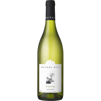 WAIPARA WEST RIESLING MEDIUM SWEET 2009