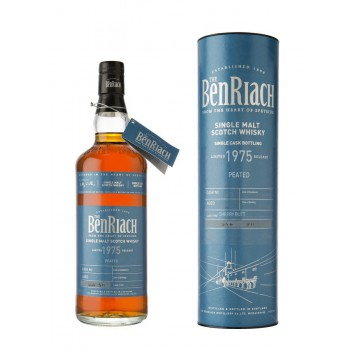 BENRIACH 1975 SINGLE CASK 0,7 L