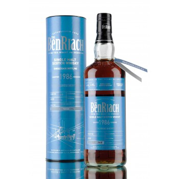 Benriach 29 Year Old 1986 (cask 7569) 51%