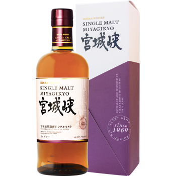 MIYAGIKYO SINGLE MALT KARTONIK