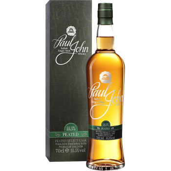 PAUL JOHN SINGLE MALT CASK PEATED
