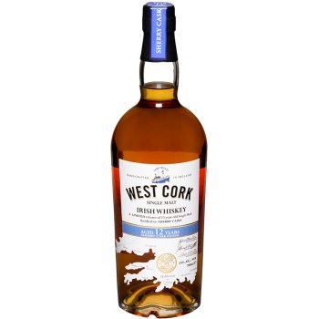 WEST CORK 12YO SHERRY CASK MALT
