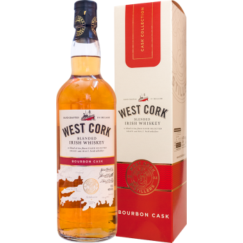 WEST CORK BLENDED BOURBON CASK