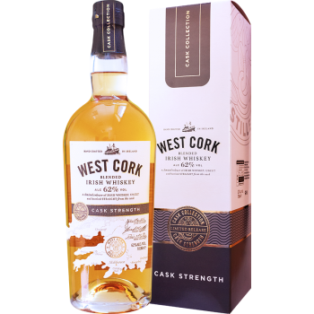 WEST CORK CASK STRENGHT