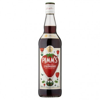 Pimm's Strawberry & Mint