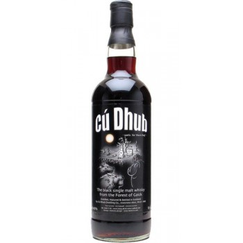 Cu Dhub Black Single Malt 0,7l