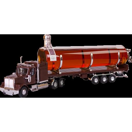 Ciężarówka z naczepą 0,5l