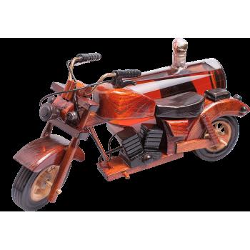 Motocykl + Wózek Boczny 0,35L