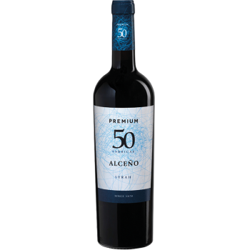 ALCENO SYRAH PREMIUM 50 BARRIC 2018