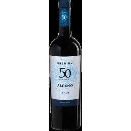 ALCENO SYRAH PREMIUM 50 BARRIC 2016 0,75 2016
