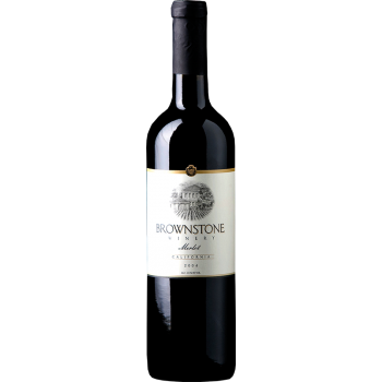 BROWNSTONE MERLOT 2013