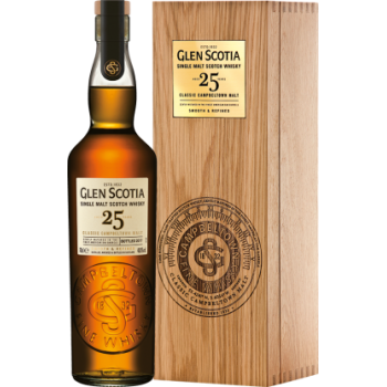 GLEN SCOTIA 25 YO SINGLE MALT 0.7L 48,8%