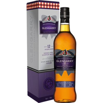 GLENGARRY 12 YO SINGLE MALT
