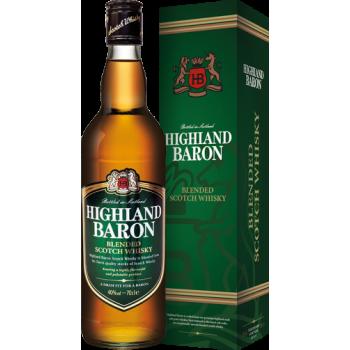 HIGHLAND BARON BLEND WHISKY 0,7 KARTON 40%