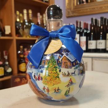 Wódka świąteczna bombka niebieska 0,5l 40%