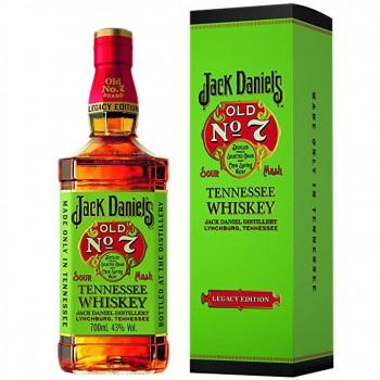 JACK DANIEL'S LEGACY 1905 43% 0.7L