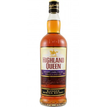Highland Queen Blended Scotch Whisky Sherry Cask