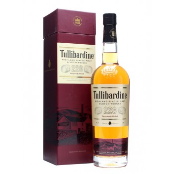 Tullibardine 228 Burgundy Cask Single Malt Scotch Whisky