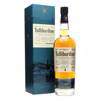 Tullibardine 500 Sherry Cask Single Malt