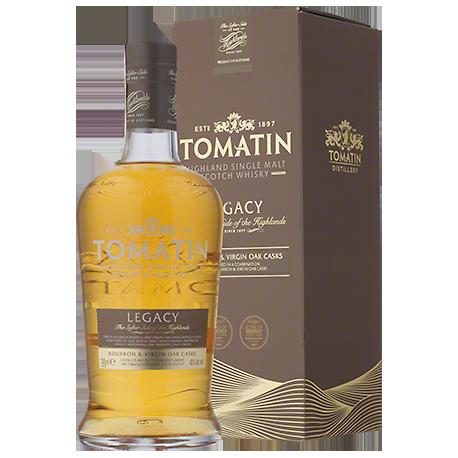 Tomatin Legacy Single Malt Scotch Whisky