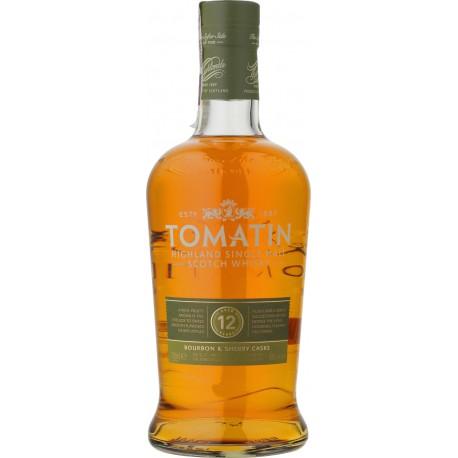 Tomatin 12YO Single Malt Scotch Whisky