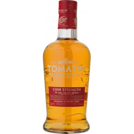 Tomatin Cask Strength Single Malt Scotch Whisky