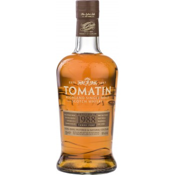 Tomatin 30YO Single Malt Scotch Whisky
