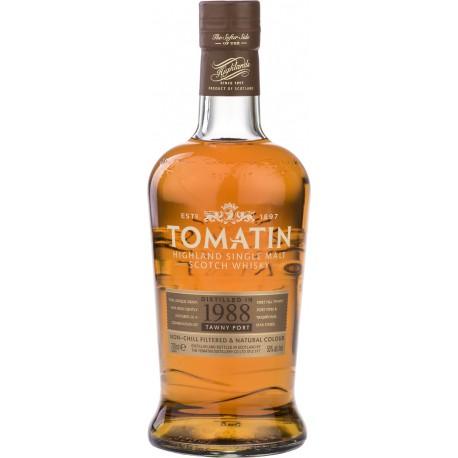 Tomatin 1988 Single Malt Scotch Whisky