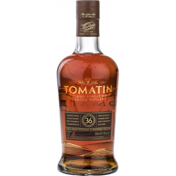 Tomatin 36YO Single Malt Scotch Whisky