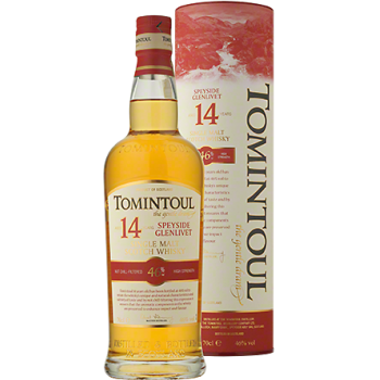 Tomintoul 14YO Single Malt Scotch Whisky