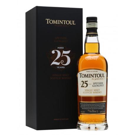 Tomintoul 25YO Single Malt Scotch Whisky