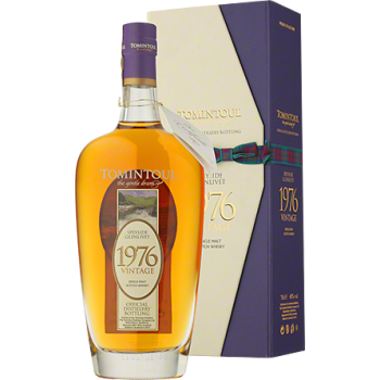 Tomintoul Vintage 1976 Single Malt Scotch Whisky