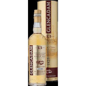 Glencadam 13 YO Single Malt Scotch Whisky