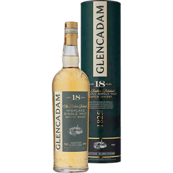 Glencadam 18 YO Single Malt Scotch Whisky