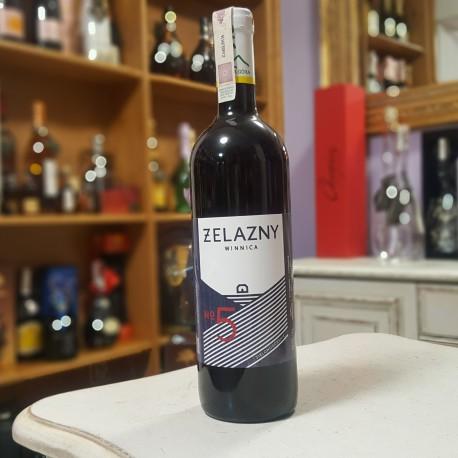 No 5 Regent  winnica Żelazny 2016