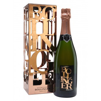Bollinger Rose 2006 limited