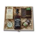 Zestaw upominkowy z whisky Jack Daniel's