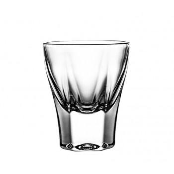 Kieliszki do wódki kryształowe 6 sztuk 2066