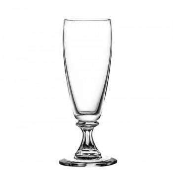 Kieliszki do szampana 6 sztuk kryształowe