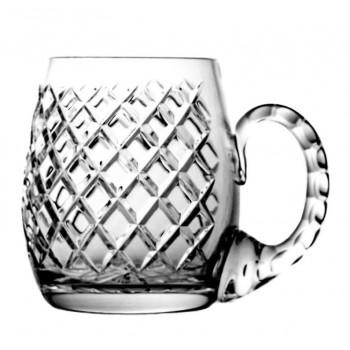 Kufel kryształowy do piwa - Caro